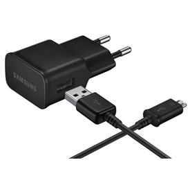 Samsung EP-TA20EBECGWW nabíječ 2A USB-C, Black