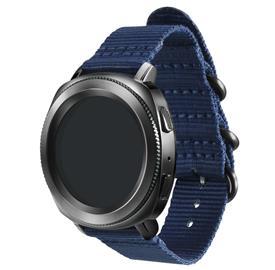 Samsung GP-R600BREECAB Nato Strap Gear Sport, Blue