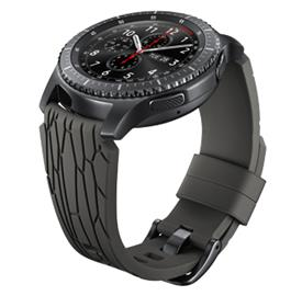 Samsung ET-YSI76MD Strap Special ed.Gear S3, Brown