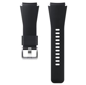 Samsung ET-YSU80MB Silicone Band Gal. Watch, Black