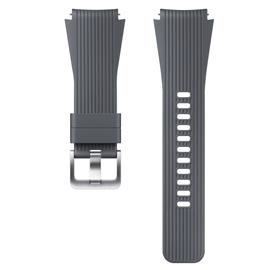 Samsung ET-YSU80MJ Silicone Band Gal. Watch, Gray