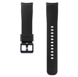 Samsung ET-YSU81MB Silicone Band Gal. Watch, Black