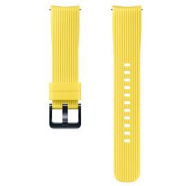 Samsung ET-YSU81MY Silicone Band Gal. Watch,Yellow