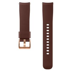 Samsung ET-YSU81MA Silicone Band Gal. Watch, Brown