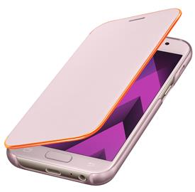 Samsung EF-FA320PPE Neon Flip Cover A3 2017, Pink
