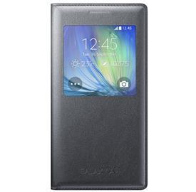 Samsung EF-CA500BC Flip S-View Galaxy A5, Black