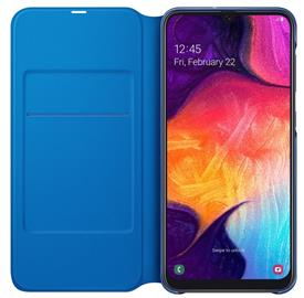 Samsung EF-WA505PB Wallet Cover Galaxy A50, Black