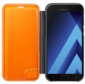 Samsung EF-FA520PBE Neon Flip Cover A5 2017, Black