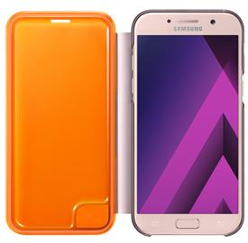Samsung EF-FA520PPE Neon Flip Cover A5 2017, Pink