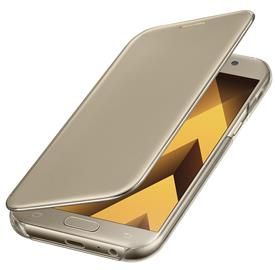 Samsung EF-ZA520CFE ClearView Cover A5 2017, Gold