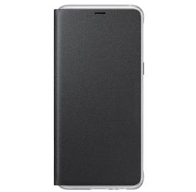 Samsung EF-FA530PB Neon Flip Cover A8 2018, Black