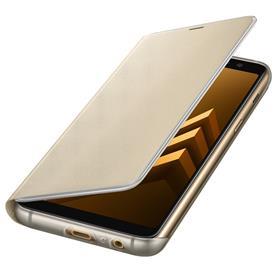 Samsung EF-FA530PF Neon Flip Cover A8 2018, Gold