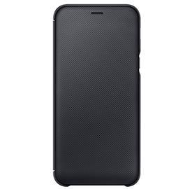 Samsung EF-WA600CB Wallet Cover Galaxy A6, Black