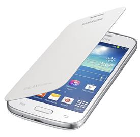Samsung EF-FG350NW flip pro Galaxy Core Plus,White