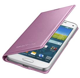 Samsung EF-FG800BP Flip Galaxy S5 mini, Metal Pink
