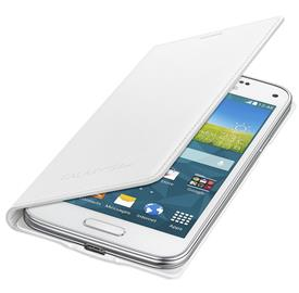 Samsung EF-FG800BW Flip Galaxy S5 mini,Metal White