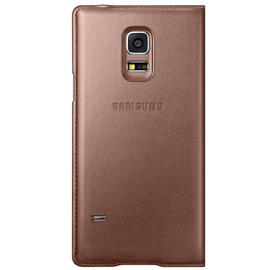 Samsung EF-CG800BF Flip S-View S5 mini, Rose Gold