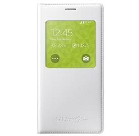 Samsung EF-CG800BW Flip S-View S5 mini,Metal White