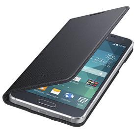 Samsung EF-FG850BB Flip Galaxy ALPHA, Black