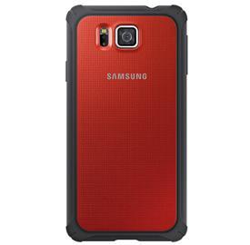 Samsung EF-PG850BR zadní kryt Galaxy ALPHA, Red