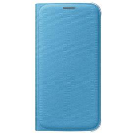 Samsung EF-WG920BL Flip Fabric Galaxy S6, Blue