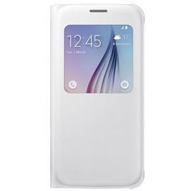 Samsung EF-CG920PW Flip S-View Galaxy S6, White