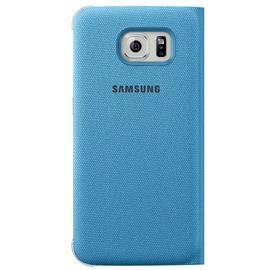 Samsung EF-CG920BL Flip S-View Fabric S6, Blue