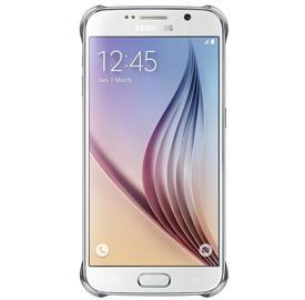 Samsung EF-QG920BS Clear zadní kryt Gal. S6,Silver