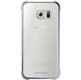 Samsung EF-QG920BB Clear zadní kryt Gal. S6, Black