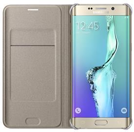 Samsung EF-WG928PF Flip pouzdro S6 Edge+, Gold