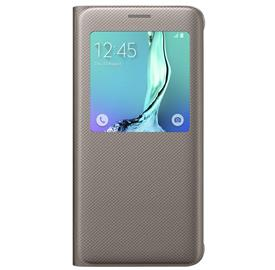 Samsung EF-CG928PF S-View Galaxy S6 Edge+, Gold