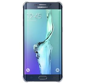 Samsung EF-QG928MB Glossy zadní kryt S6Edge+,Black