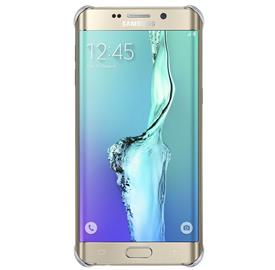 Samsung EF-QG928MF Glossy zadní kryt S6 Edge+,Gold
