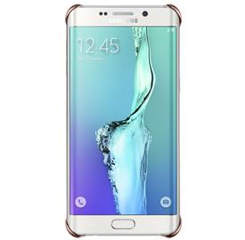 Samsung EF-XG928CP Glitter zadní kryt S6Edge+,Pink