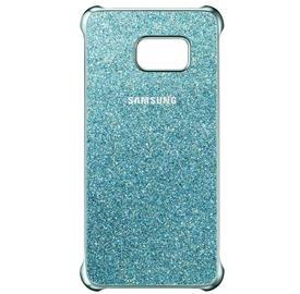 Samsung EF-XG928CL Glitter zadní kryt S6Edge+,Blue