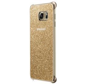 Samsung EF-XG928CF Glitter zadní kryt S6Edge+,Gold