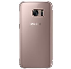 Samsung EF-ZG930CZ Flip ClearView Galaxy S7, Pink