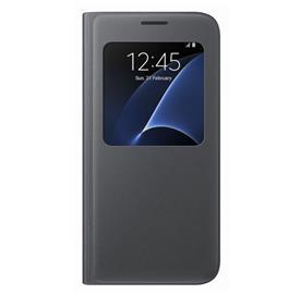 Samsung EF-CG930PB Flip S-View Galaxy S7, Black