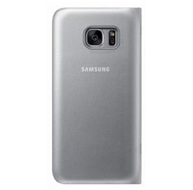 Samsung EF-NG930PS LED View Cover Galaxy S7,Silver