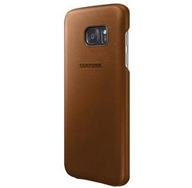 Samsung EF-VG930LD Leather Cover Galaxy S7, Brown