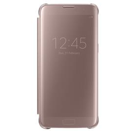 Samsung EF-ZG935CZ FlipClearView Galaxy S7e, Pink