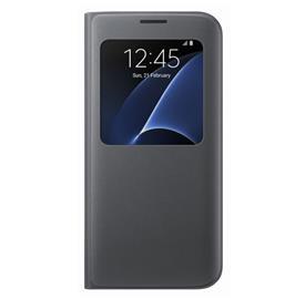Samsung EF-CG935PB Flip S-View Galaxy S7e, Black