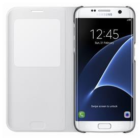 Samsung EF-CG935PW Flip S-View Galaxy S7e, White