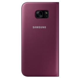 Samsung EF-CG935PX Flip S-View Galaxy S7e, Wine