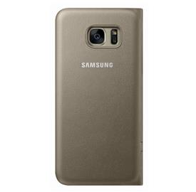 Samsung EF-NG935PF LED View Cover Galaxy S7e, Gold