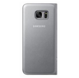 Samsung EF-NG935PS LED ViewCover Galaxy S7e,Silver