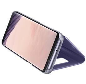 Samsung EF-ZG950CV Flip Clear View Galaxy S8,Viole