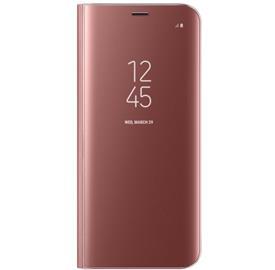 Samsung EF-ZG950CP Flip Clear View Galaxy S8, Pink