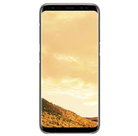 Samsung EF-QG950CF Clear Cover Galaxy S8, Gold