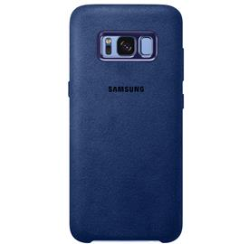 Samsung EF-XG950AL Alcantara Cover Galaxy S8, Blue